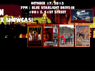 poster for Austin Indie Flix Showcase