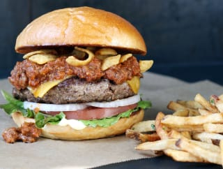 Houston, over the top burgers, June 2017, Terlingua at Hopdoddy