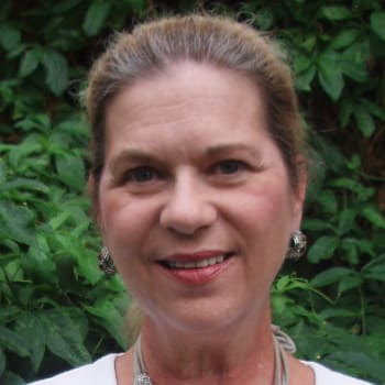 Barbara Kuntz, head shot, column mug, October 2012