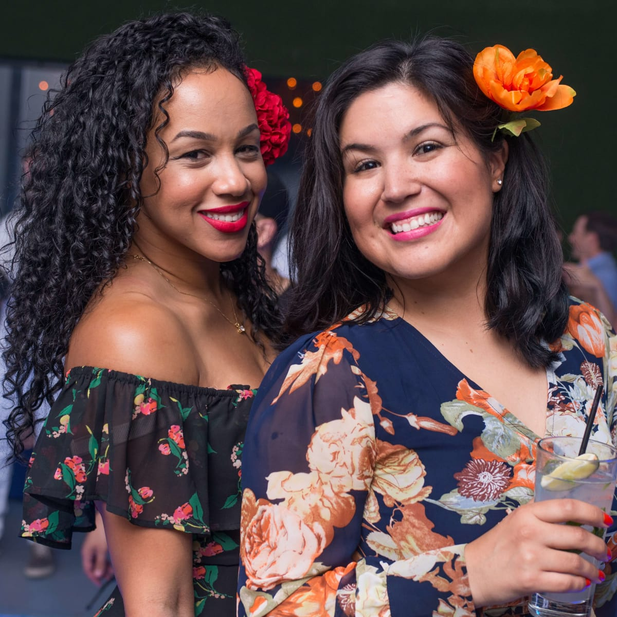 Havana Night, 7/16 Mercedes Mosby, Melissa Sical