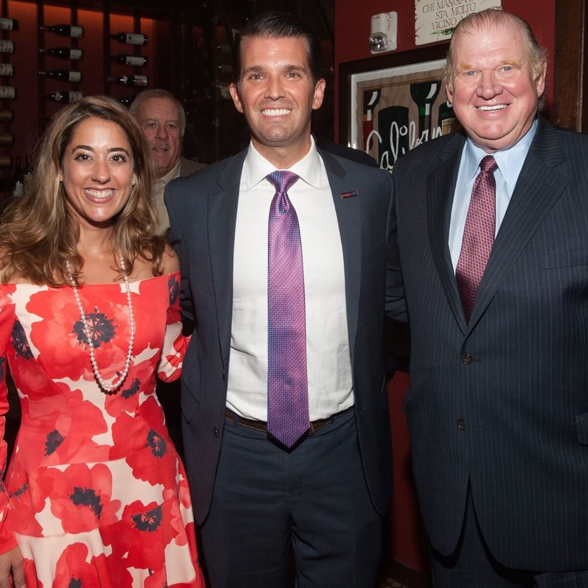 Kristina Somerville, Donald Trump Jr., Paul Somerville