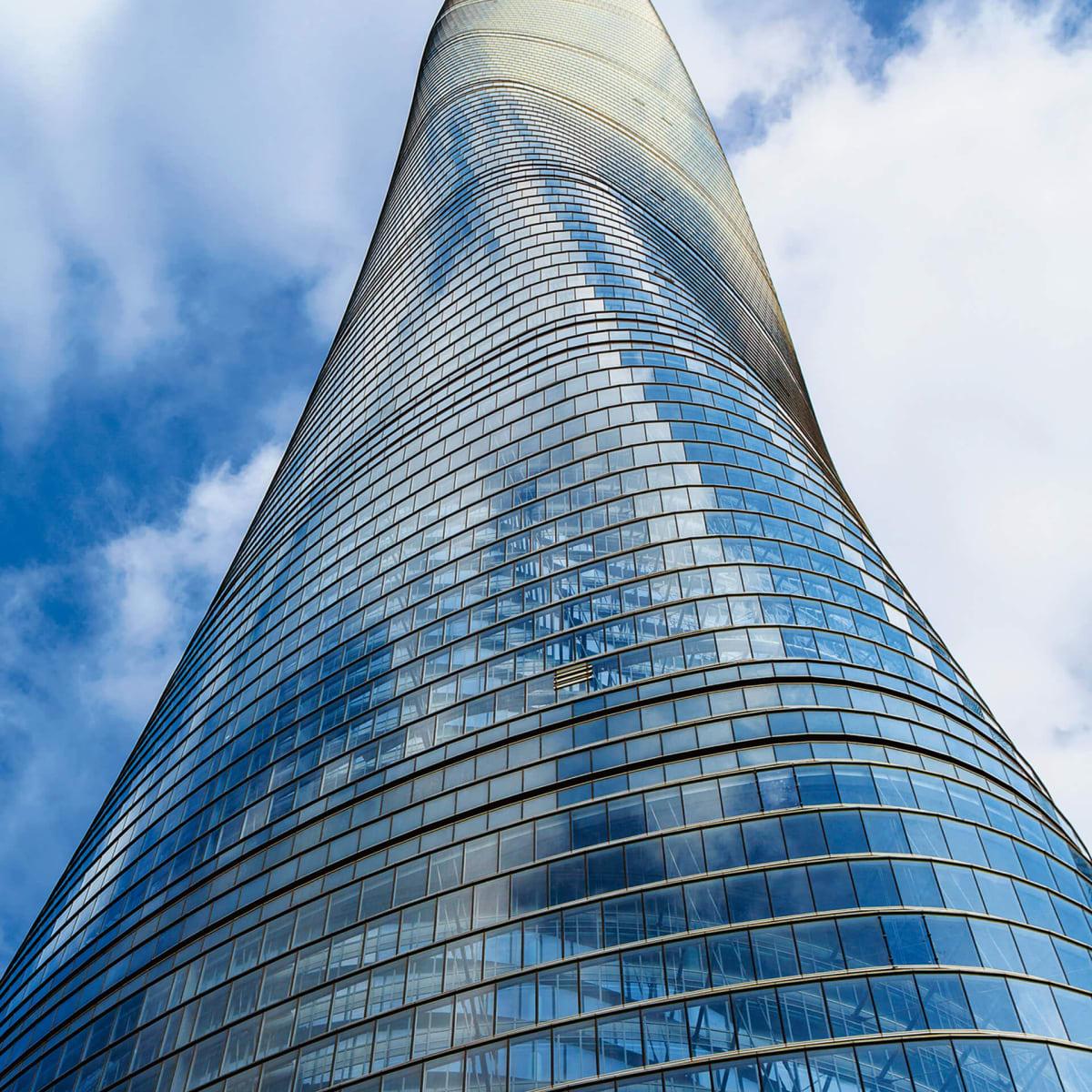 AIA 2016 winners Hines Shanghai tower