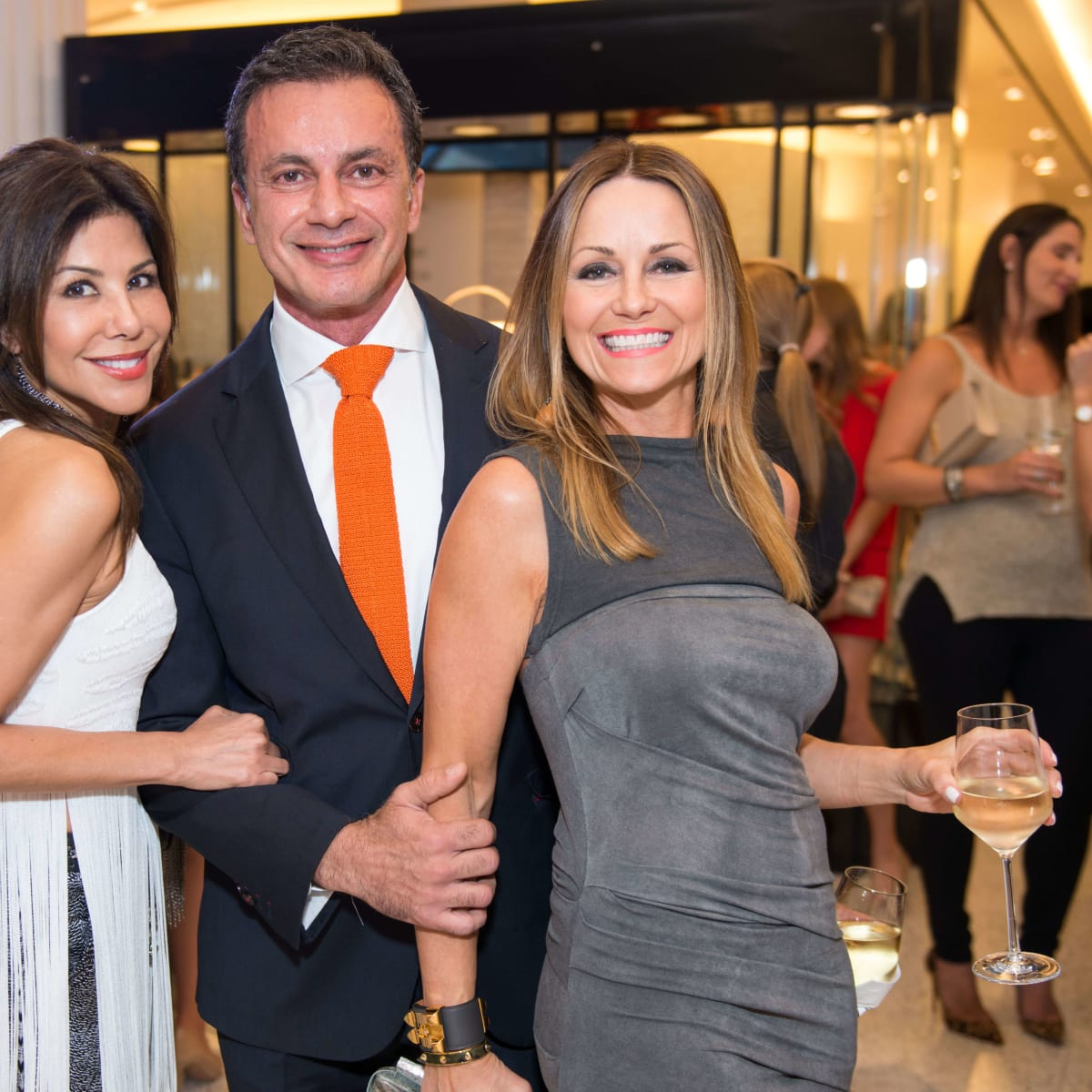 Fresh Faces of Fashion 8/16, Ericka Bagwell, Monsour Taghdisi, Lucinda Loya