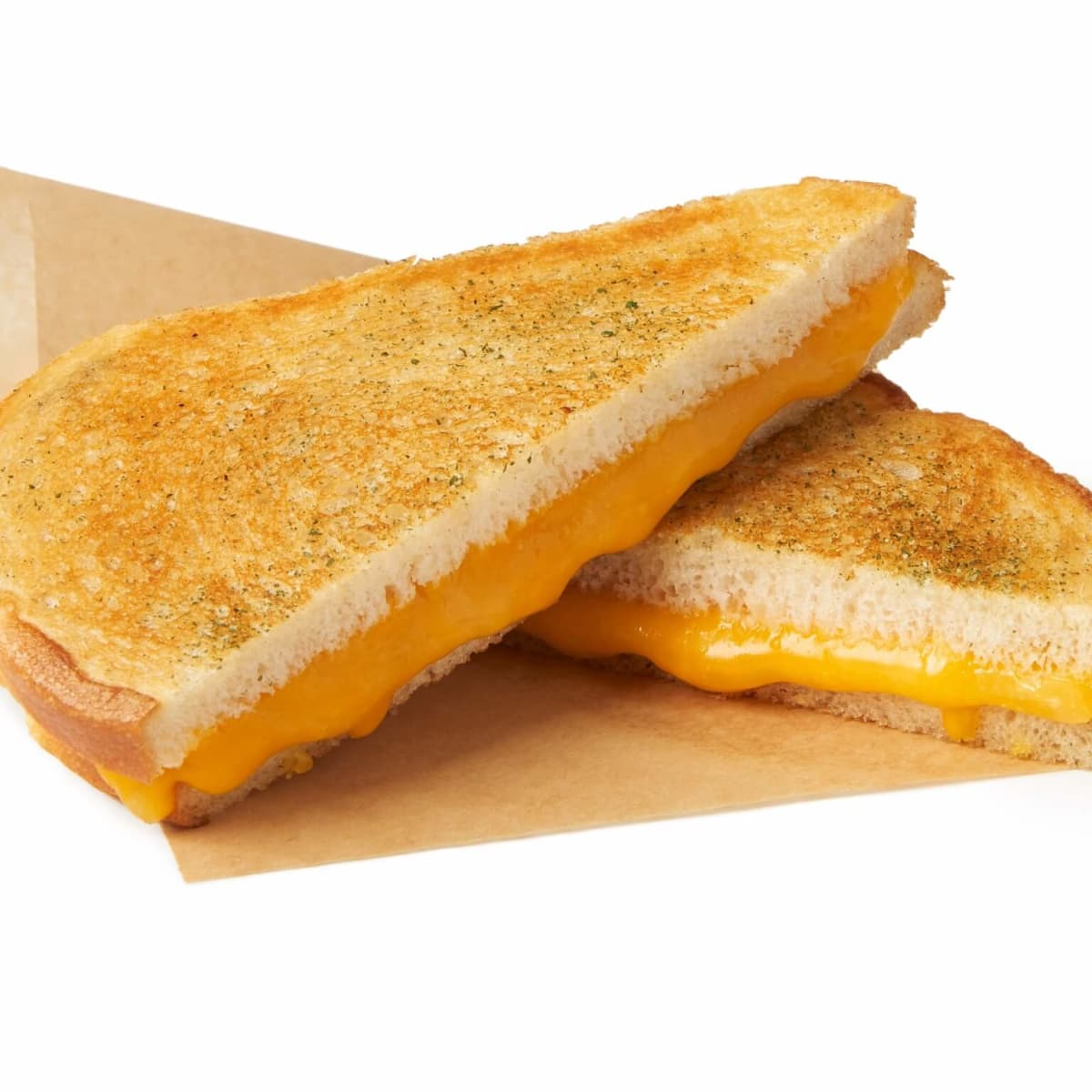The Melt grilled cheese