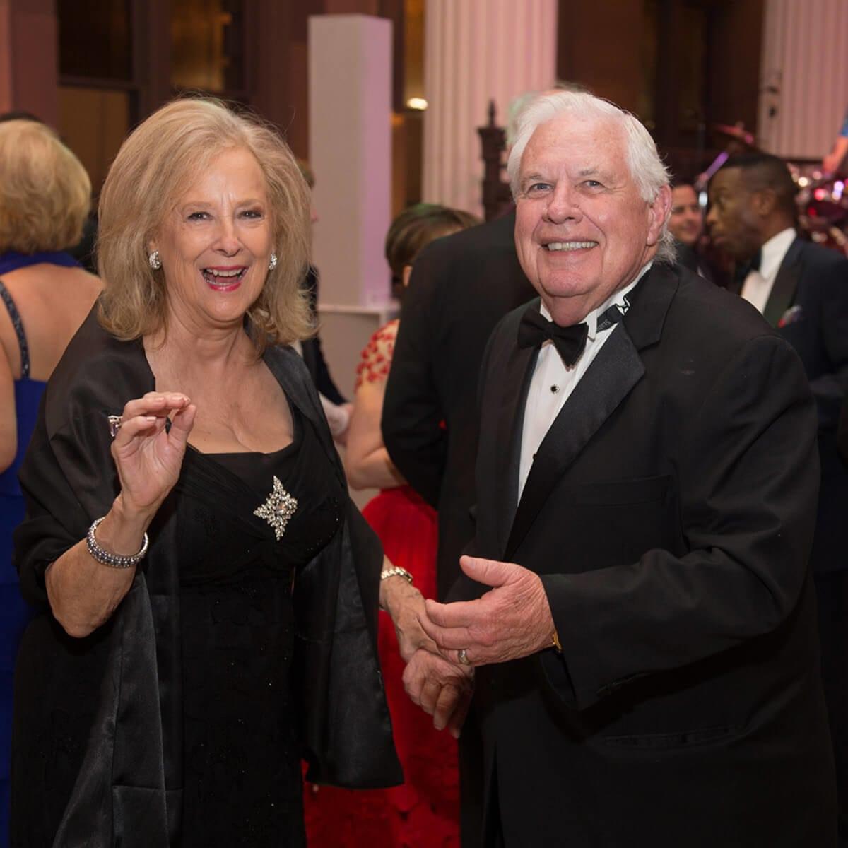 Houston Symphony Opener, 9/16,  Mary Ann McKeithan, David McKeithan