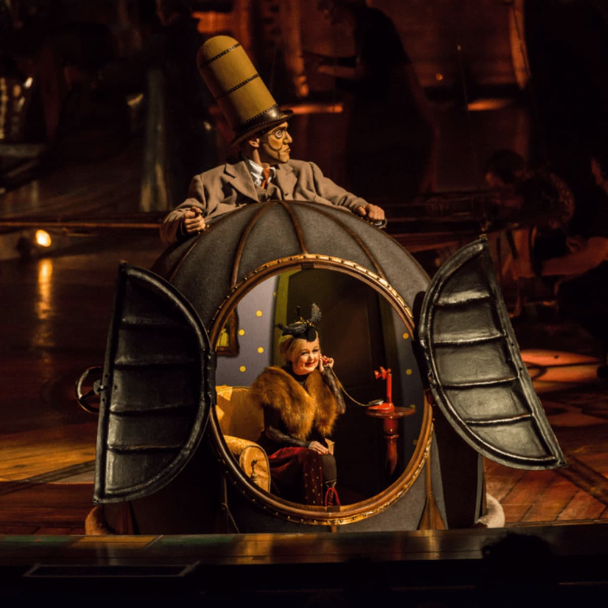 Cirque du Soleil presents Kurios: Cabinet of Curiosities