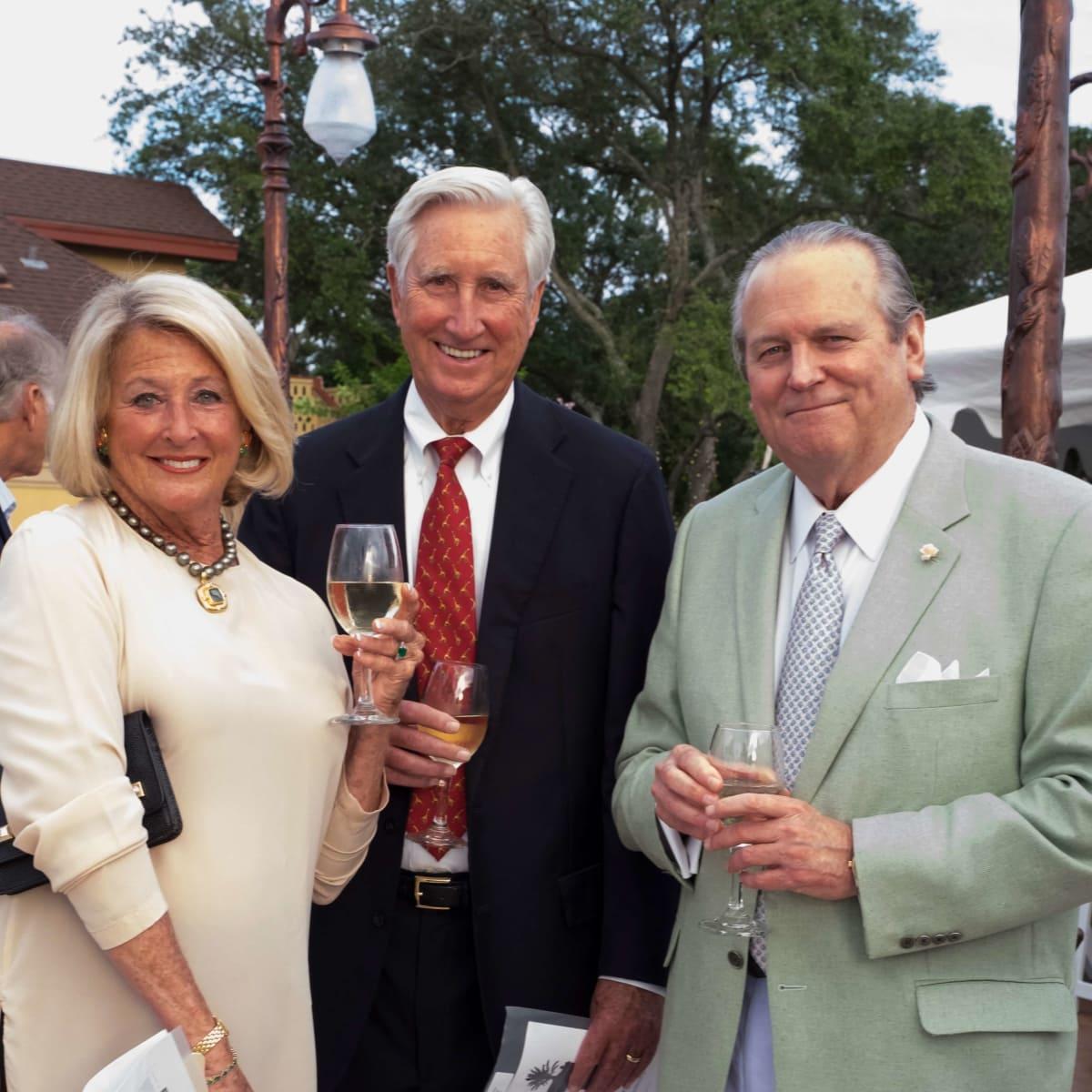 The Bryan Museum dinner, 9/16, Charlotte Crawford, Gail Crawford, Pat Oxford
