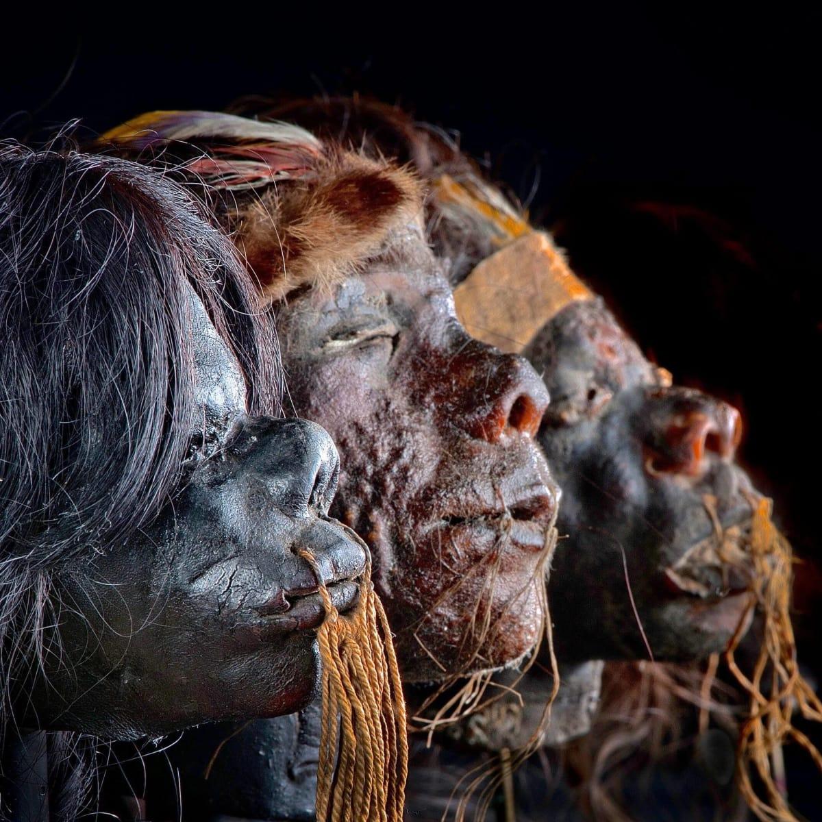 Mummies of the World at HMNS