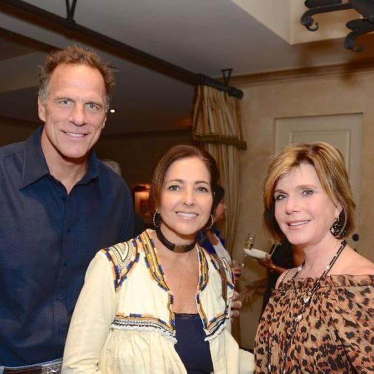 Houston, Hotel Granduca Houston's 10th Anniversary, Oct. 2016, Ray Childress, Cara Childress, Trish Millard