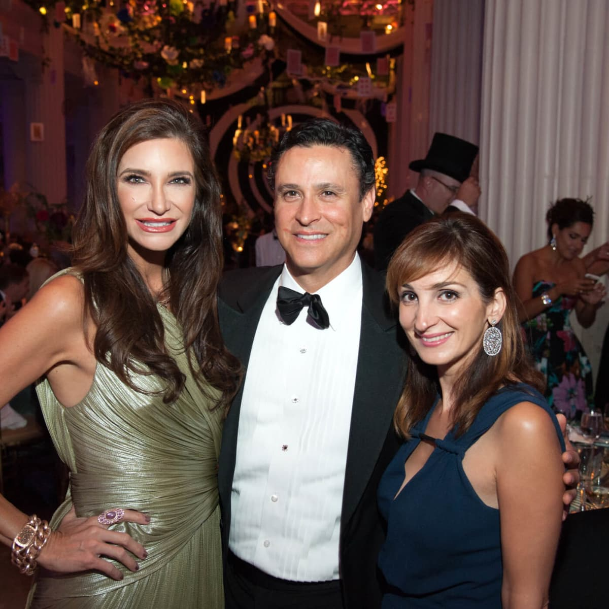 Houston, Childrens Museum of Houston Mad Hatters Ball, Oct. 2016, Melissa Mithoff, Glen Gonzalez, Haydeh Davoudi