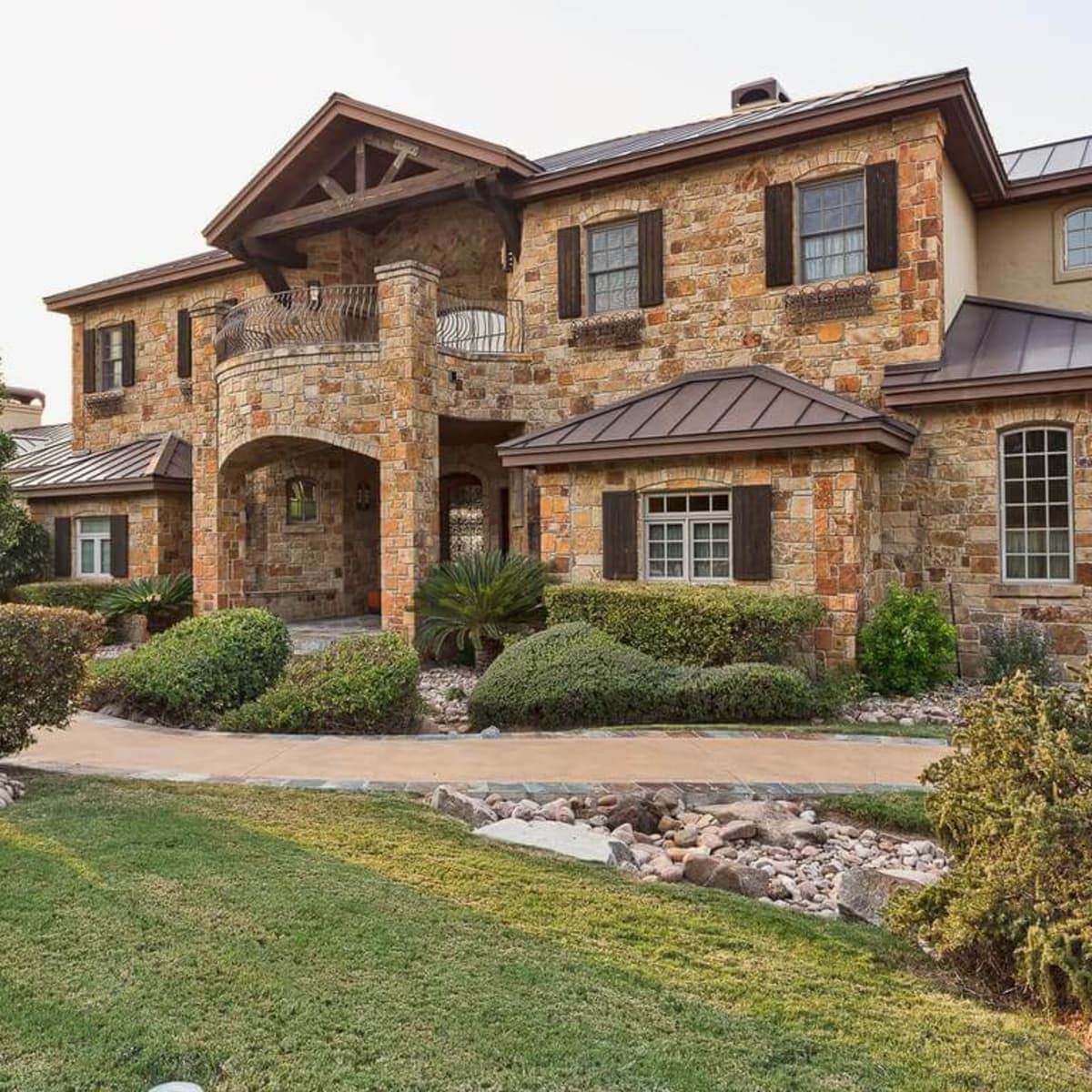 Austin home house 12006 Pleasant Panorama View 78738 Jeff Kent April 2016 front exterior
