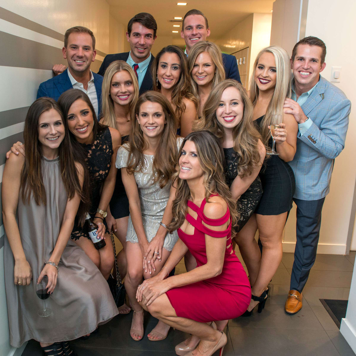 Houston, RYDE/Rose Foundation event, Oct. 2016, RYDE staff