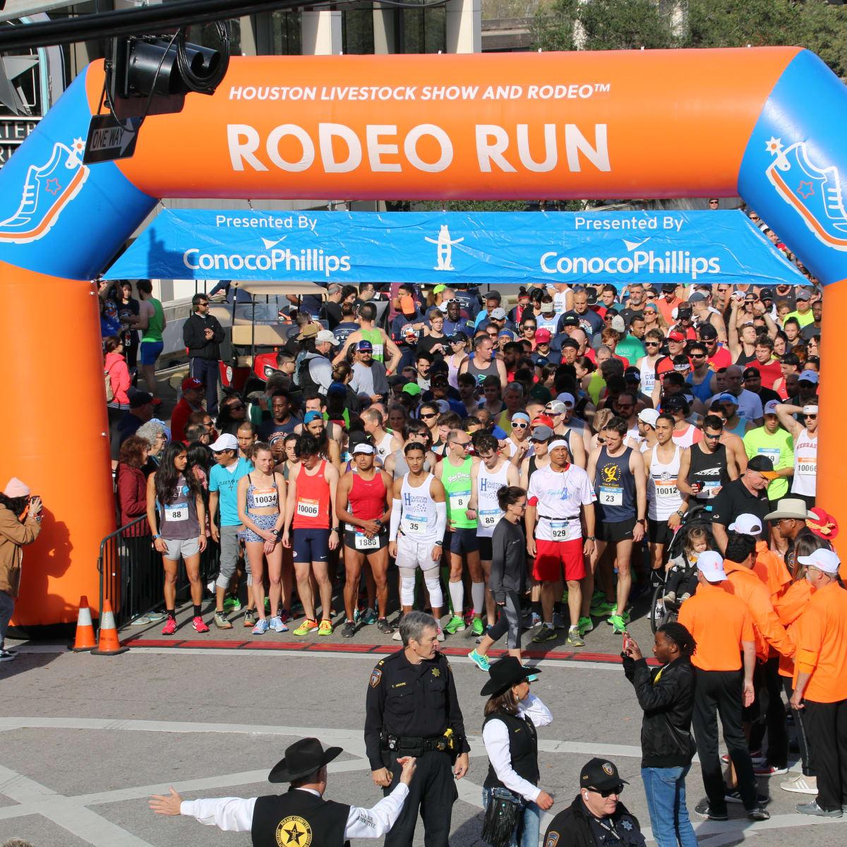 ConocoPhillips presents 2017 Rodeo Run