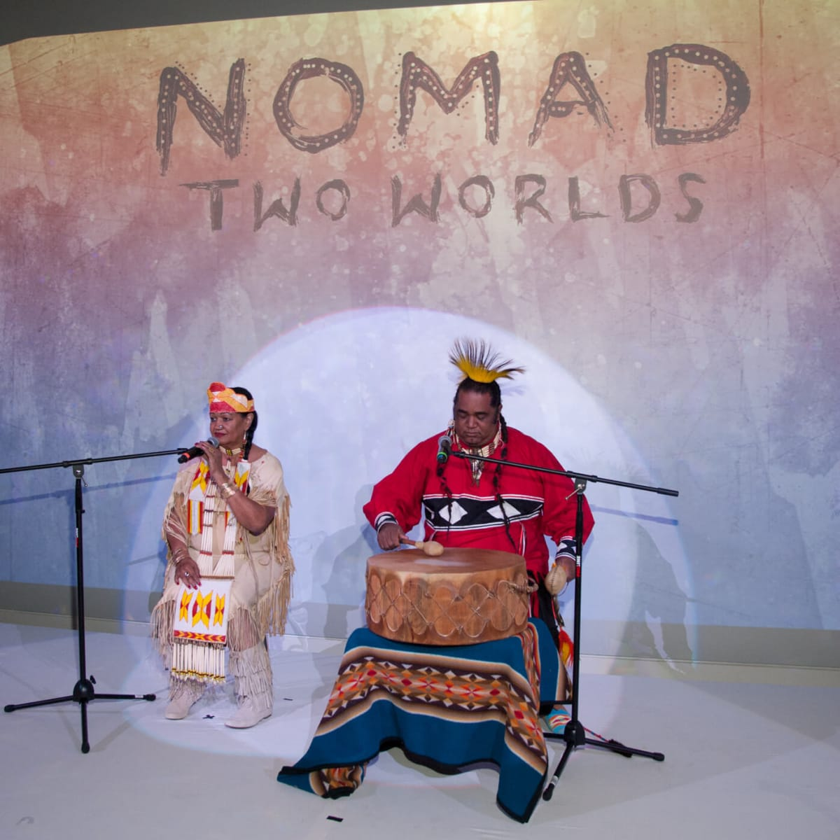 Kimboli Talking Medicine, Keito St. James at Nomad fundraiser