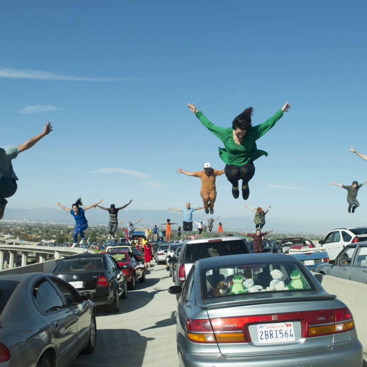 Cast of La La Land