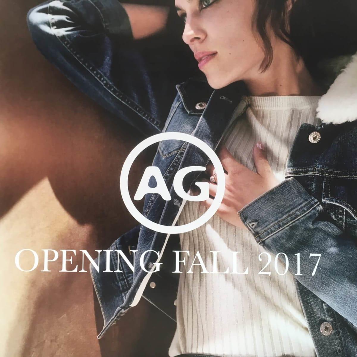 AG ad in Galleria VI