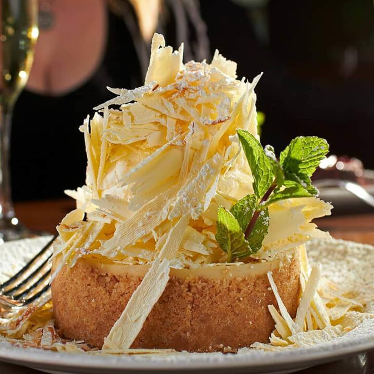 Del Frisco's Grille, Coconut Cream Pie
