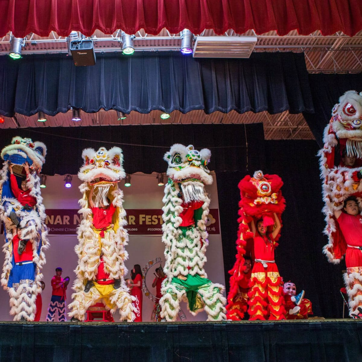 Chinese Community Center presents 2017 Lunar New Year Festival