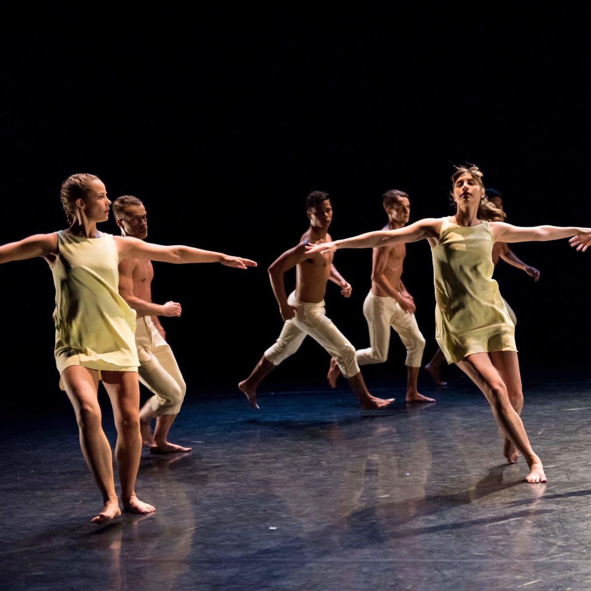 Moody Center for the Arts Season: Dušan Týnek Dance Theatre