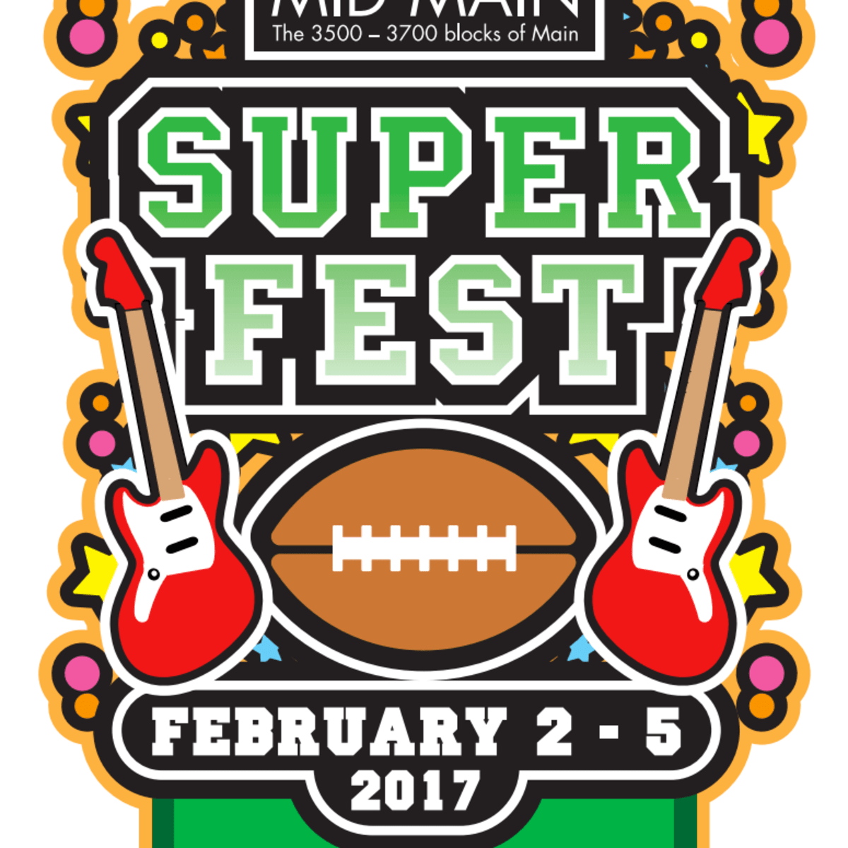 Mid Main SuperFest Super Bowl