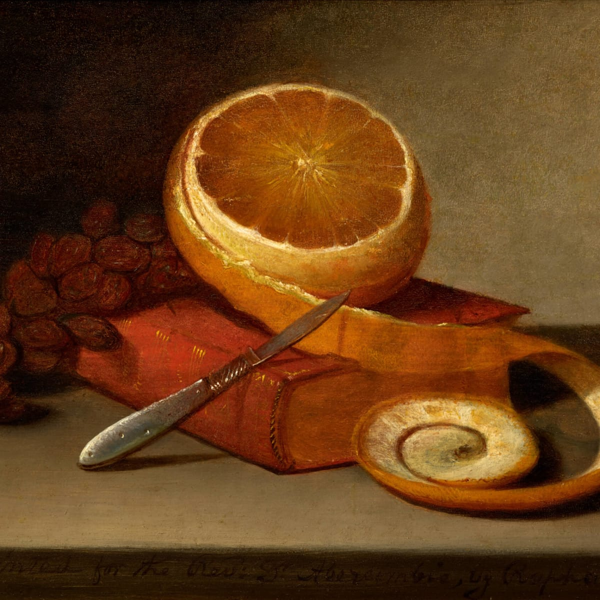 Two Centuries of American Still-Life Painting: Raphaelle Peale