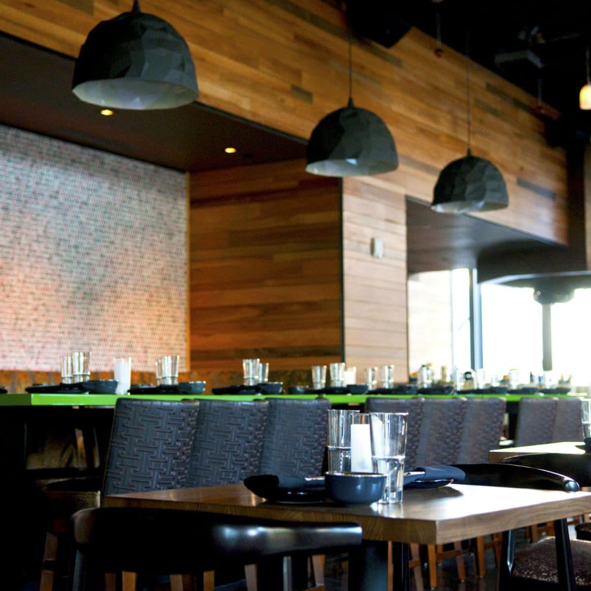 Wu Chow dining room