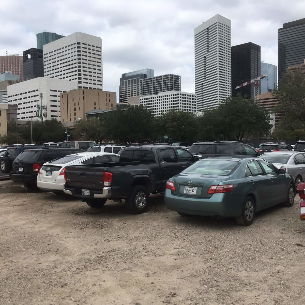 ESPN site for Super Bowl coverage in downtown Houston