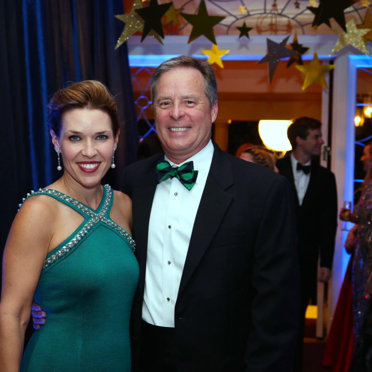 Houston, Junior League of Houston Charity Ball, Feb 2017, Marian Hilbert, Tim Hilbert