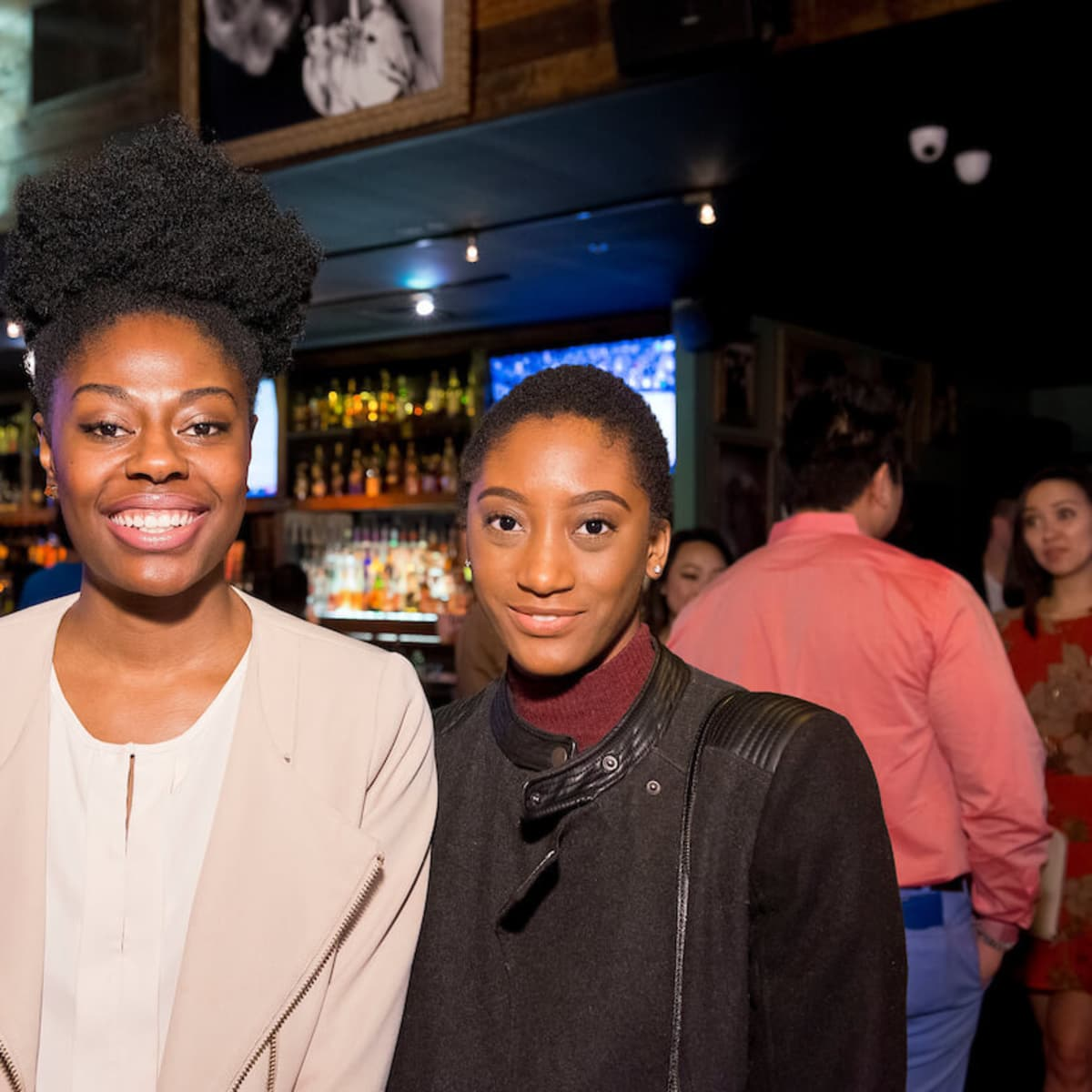 Houston, Red Buds Date Auction, Feb 2017, Rin Willis, Lenzi Causey