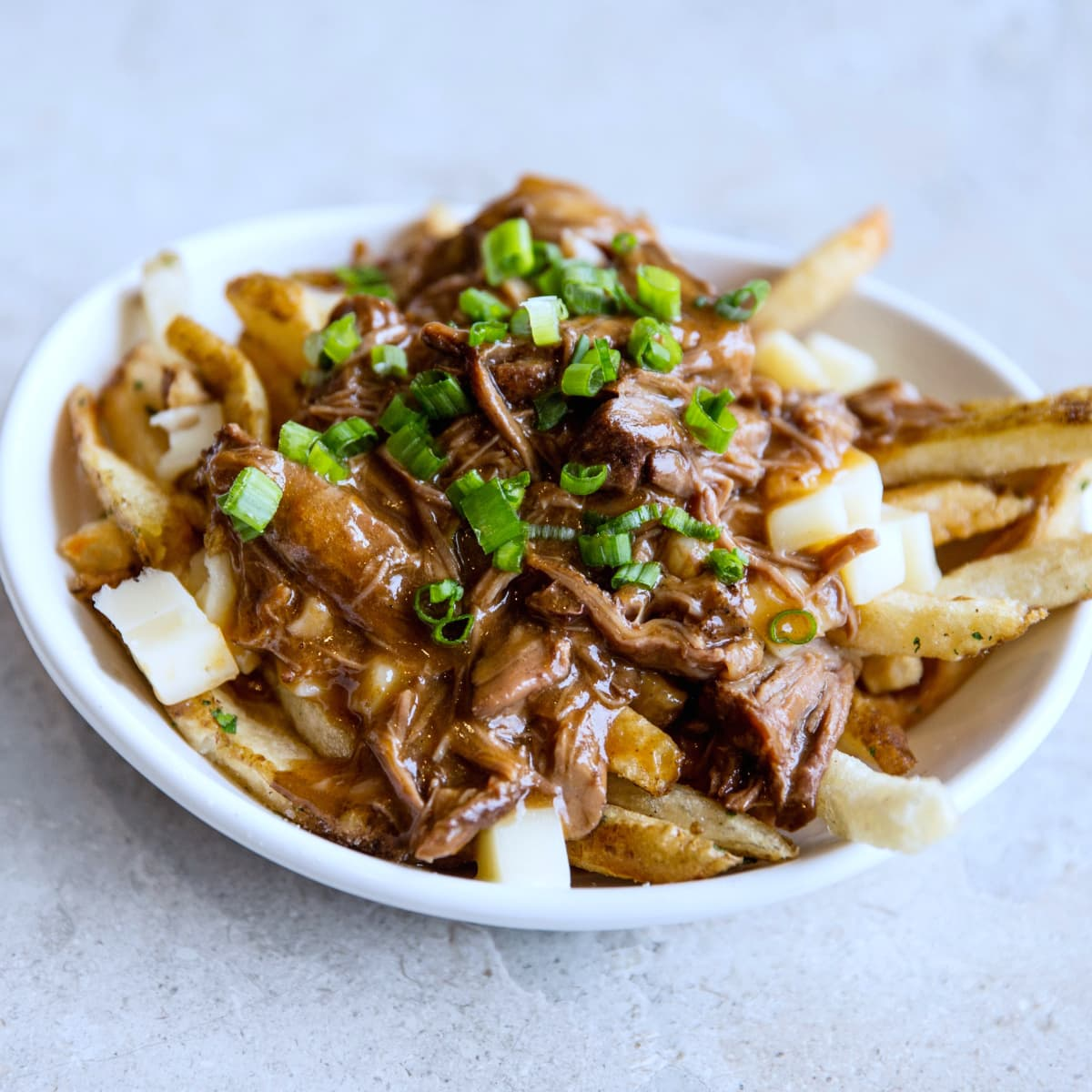 Houston, new happy hour deals, feb 2017, Short Rib Poutine at State Fare
