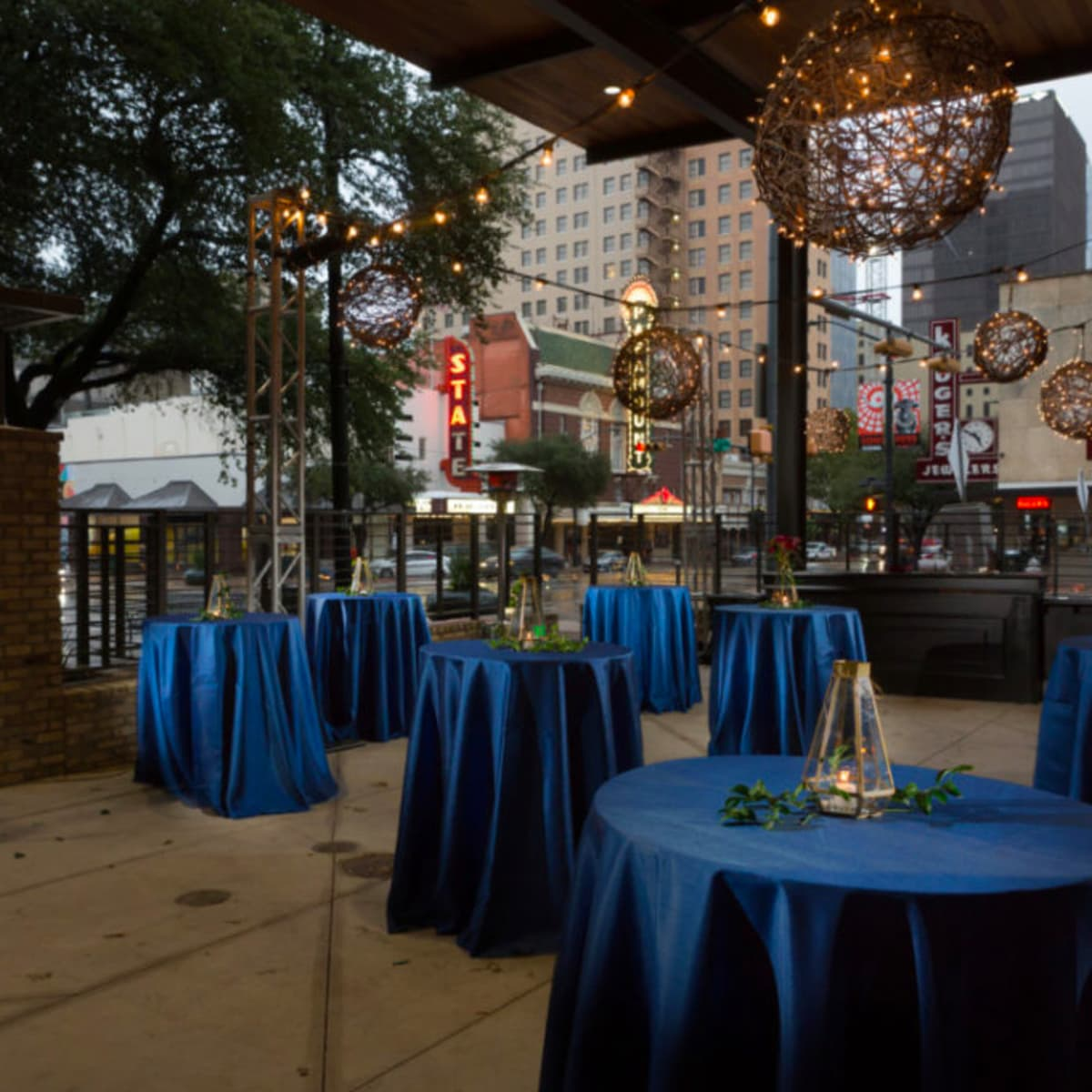 800 Congress wedding venue Austin