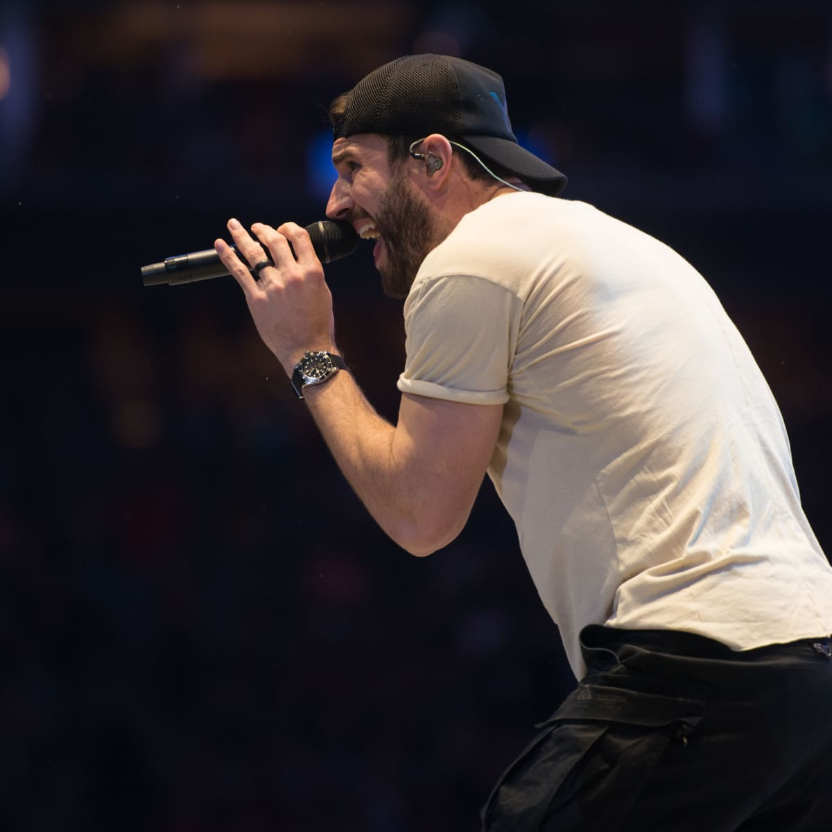 Sam Hunt at Rodeo Houston 2017