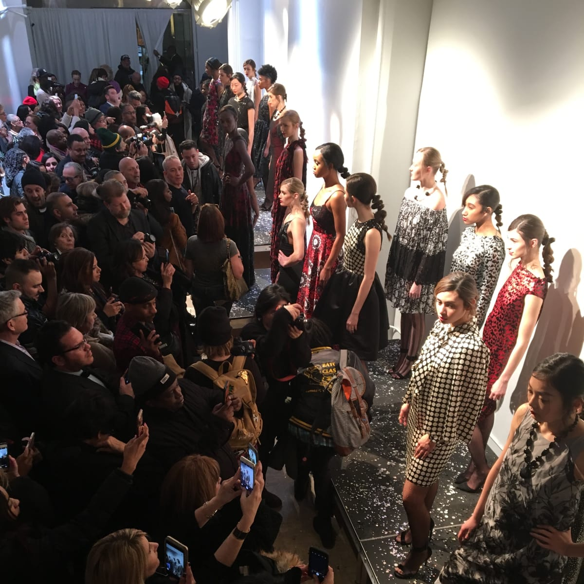Cesar Galindo New York Fashion Week 2017
