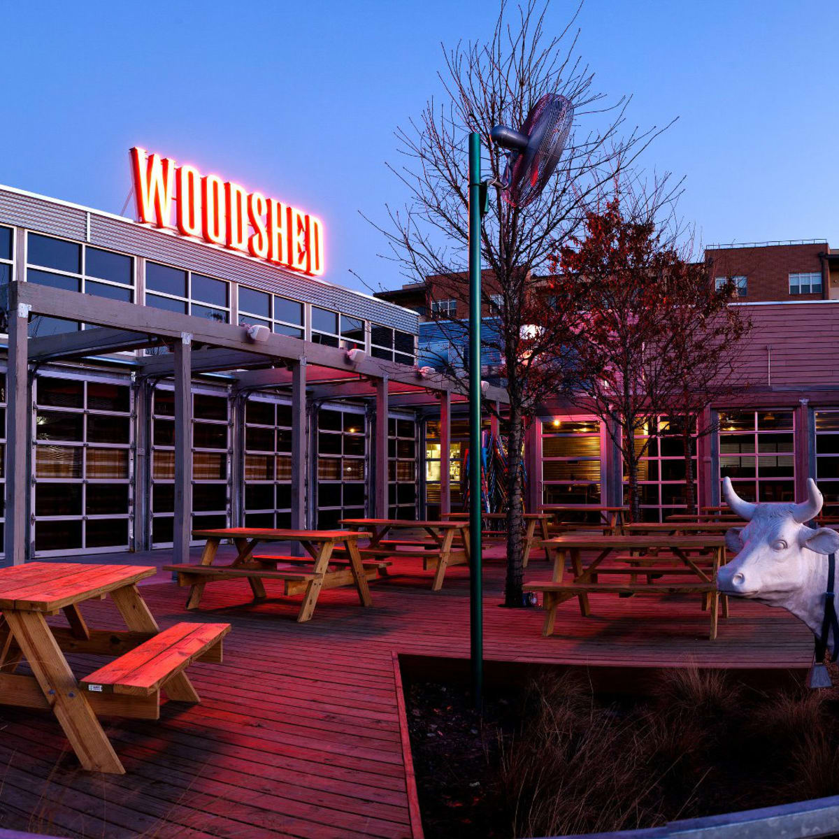 Woodshed Smokehouse in Fort Worth