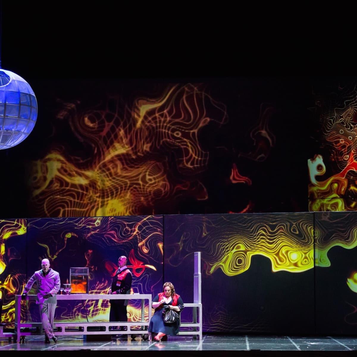 Houston Grand Opera Götterdämmerung