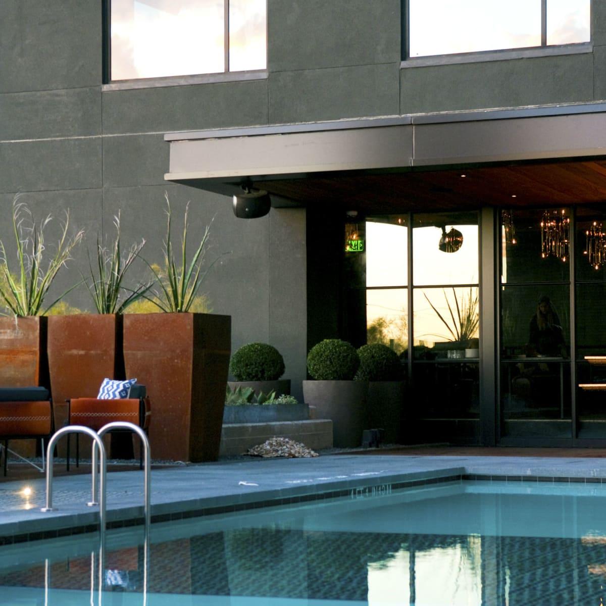 Geraldine's pool