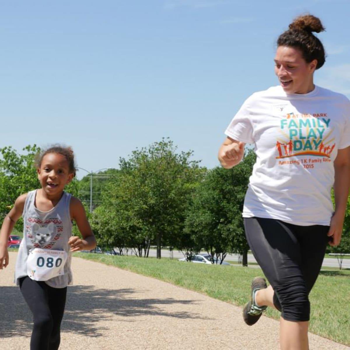 YMCA Family Play Day