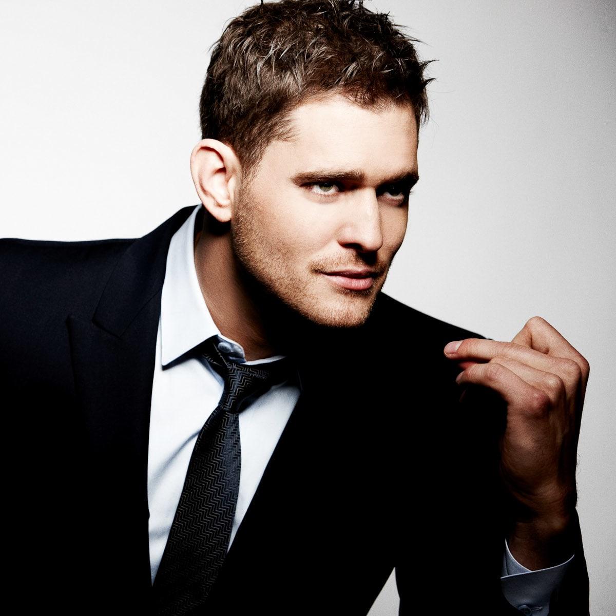 News_Michael D. Clark_Michael Buble_concert pick_by Ben Watts