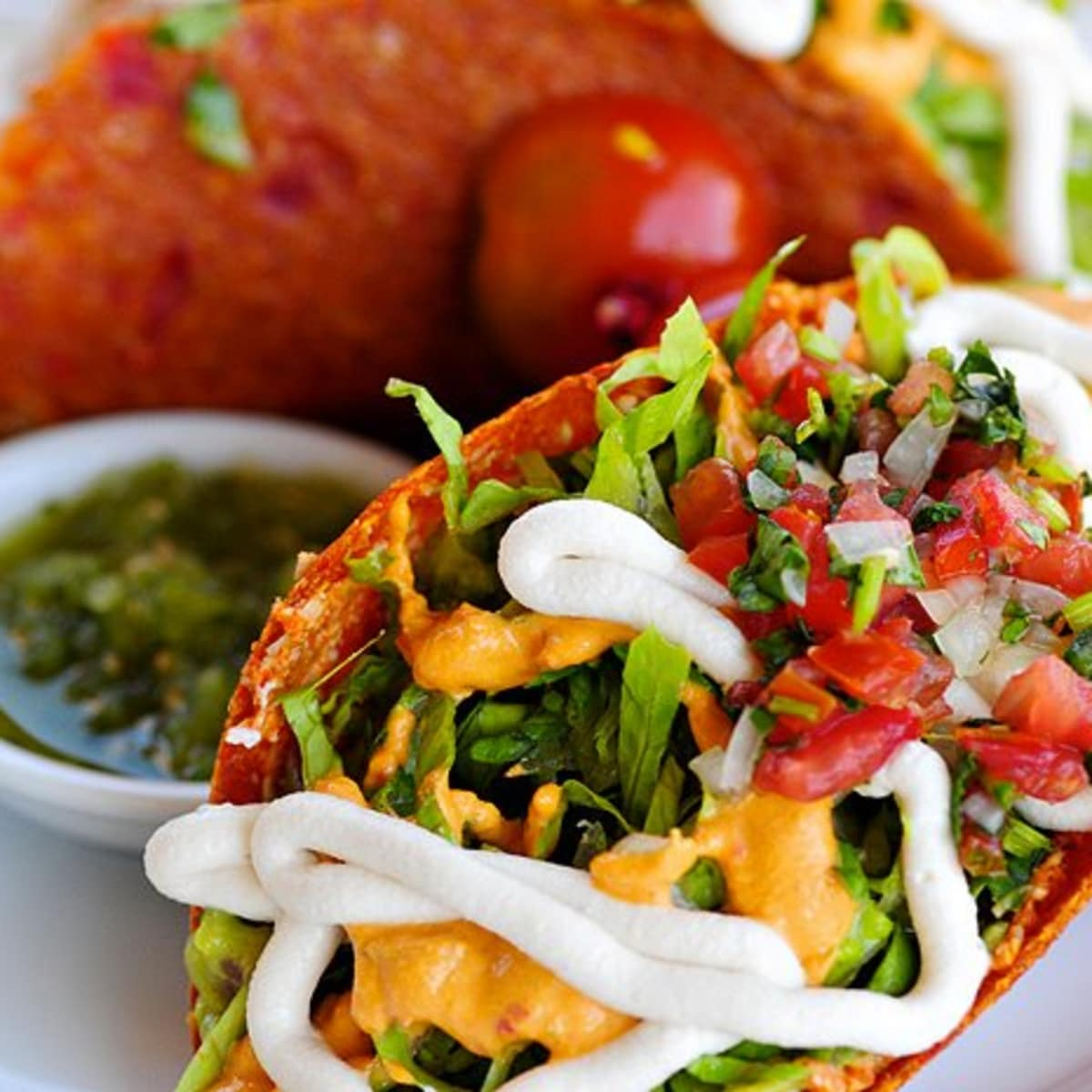 Rawkos Tacos at Be Raw Food and Juice in Dallas