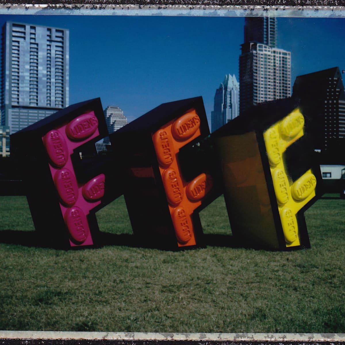 Fun Fun Fest Polaroid Experience 2013 in Austin Fun Fun Fun Fest
