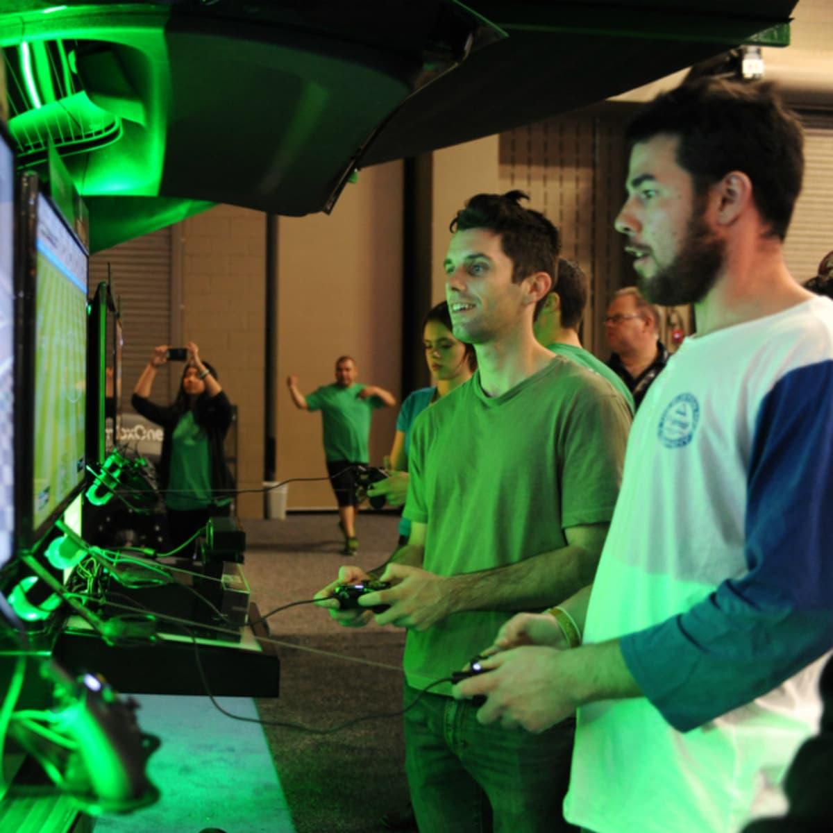 SXSW Gaming Expo 2014