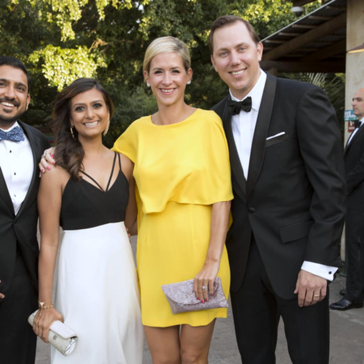 Houston, Zoo Ball Aquatic Affair, April 2017, Vik Agrawal, Chrisha Agrawal, Courtney Solleveld, Bas Solleveld