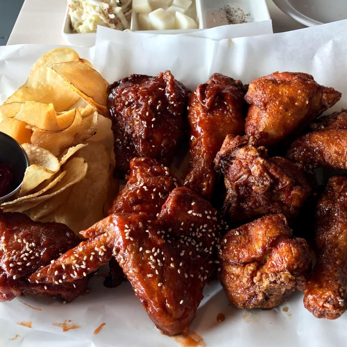 Lims Korean fried chicken