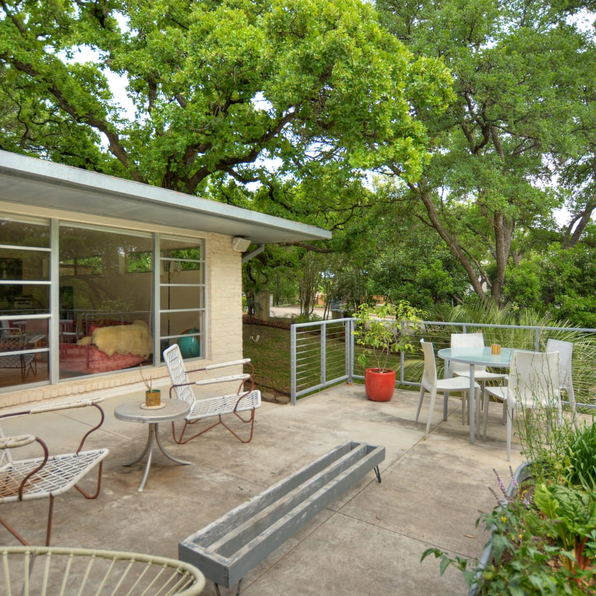 2808 Pickwick Austin house for sale patio