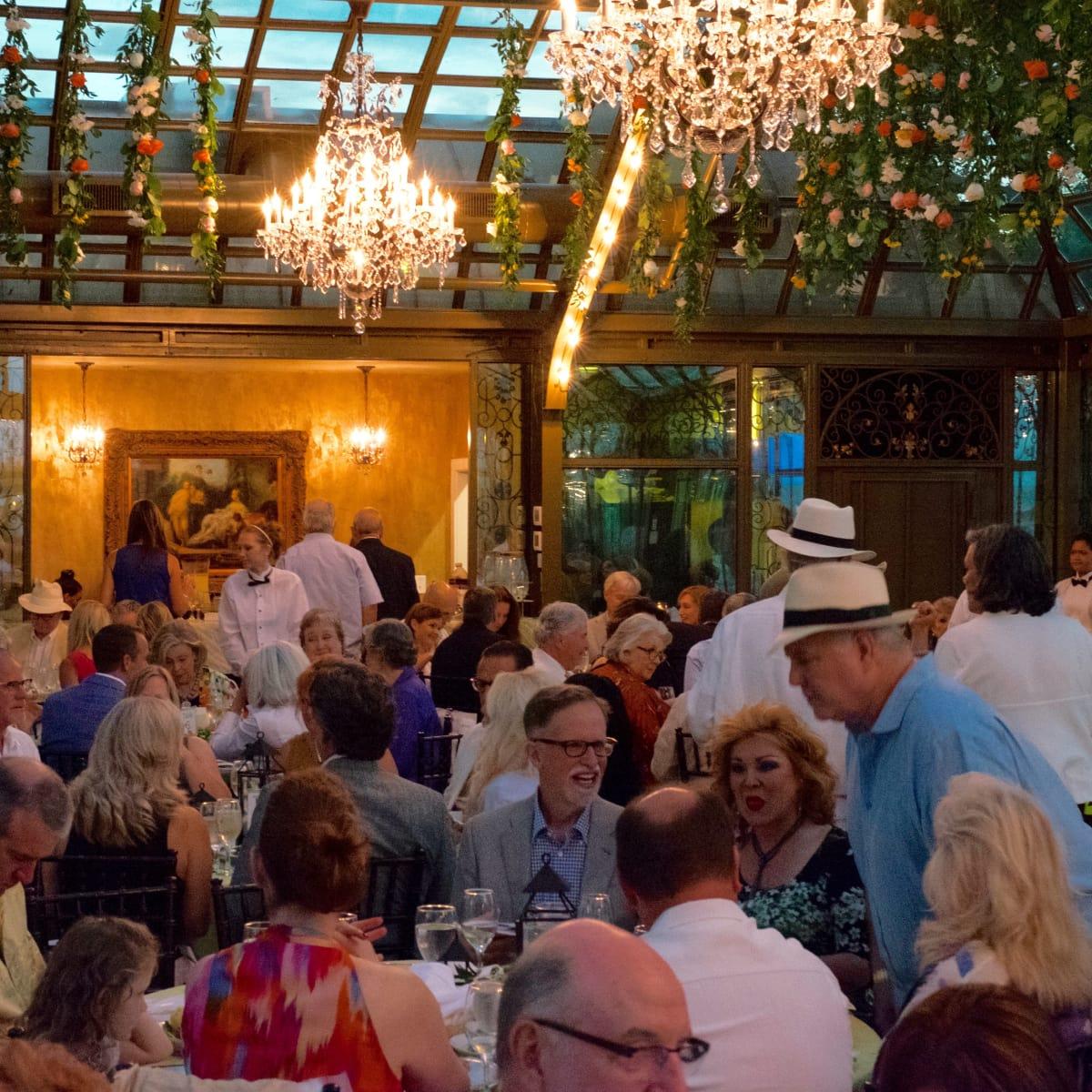The Bryan Museum dinner, 9/16, Galveston