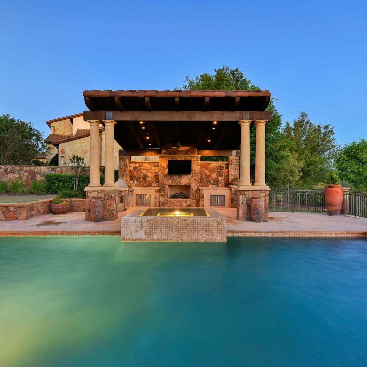 8533 Calera Austin house for sale pool