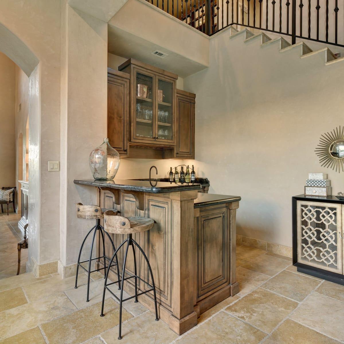 8533 Calera Austin house for sale entryway