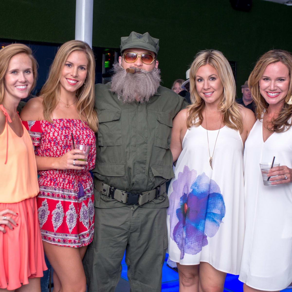 Havana Night, 7/16 Hannah Lonergan, Lauren Dupuis, David King, Kathryn Birdwell, Stacy Andell