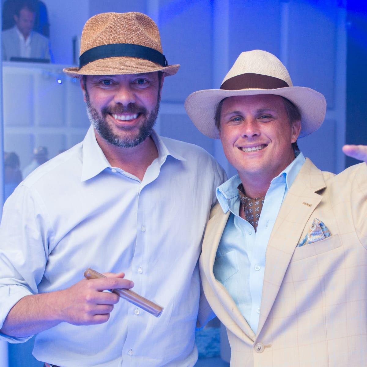 Night in Havana, 7/16 John Andell, Corbett Parker