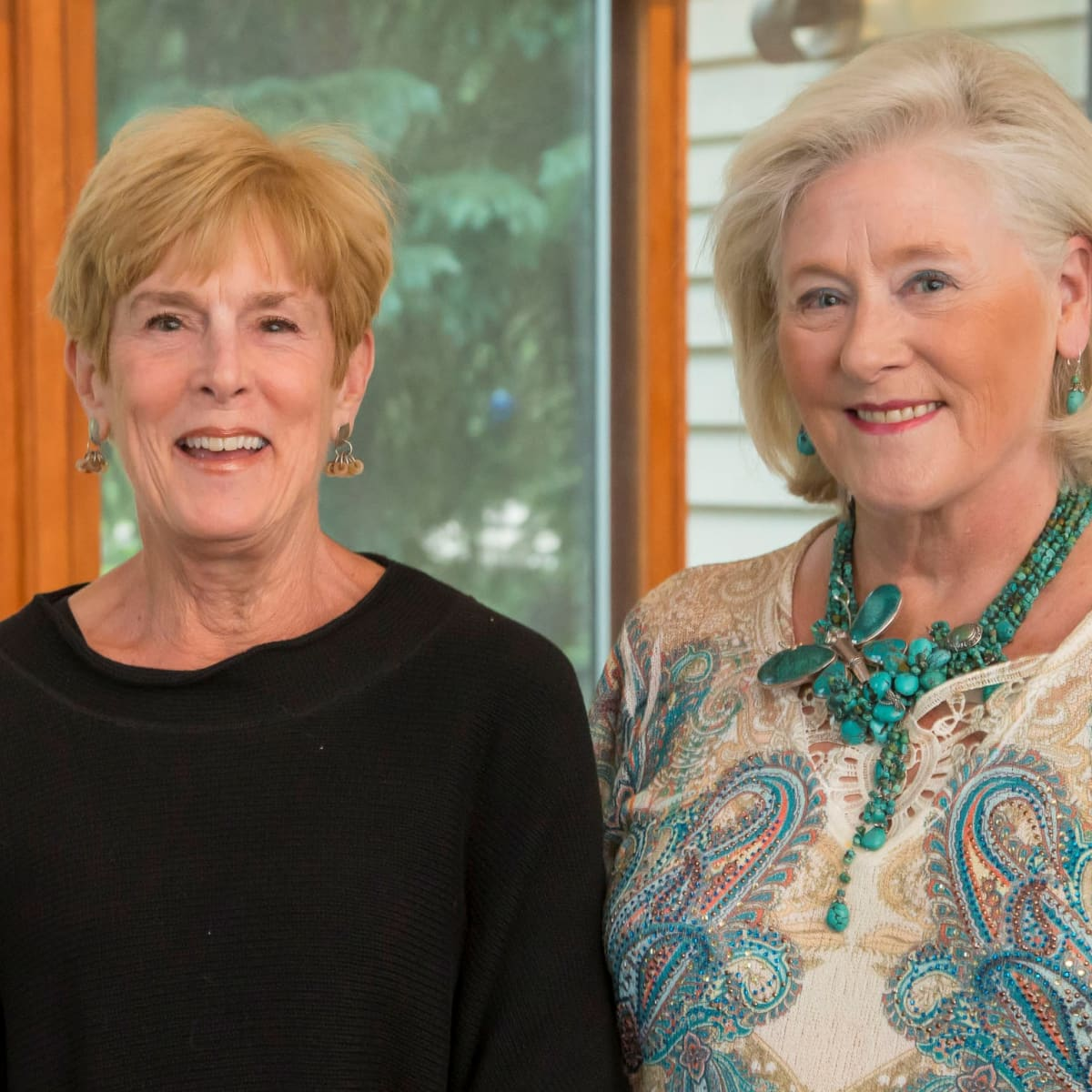 Houston PBS in Aspen, June 2016, Nancy Manderson, Nancy Dunlap